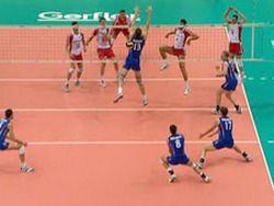 Волейболисты России вышли в финал Мировой лиги
