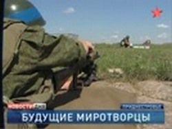 В Приднестровье идут учения оперативной группы войск РФ