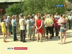 Версия гражданки Лебедевой, о событиях в Сагре