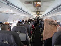 Авиакомпания назвала самолет в честь постоянного пассажира