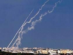 Израиль подвергся ракетному обстрелу