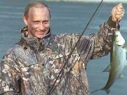 Путин призывает сделать рыбалку в РФ современной