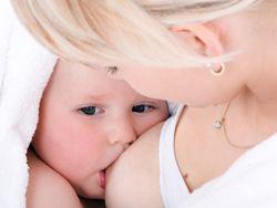 Грудное вскармливание   залог здоровья младенца