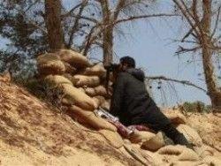 Ливия: войска Каддафи отбросили мятежников от Злитена