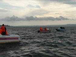 Очевидцы рассказали о крушении корабля на Волге