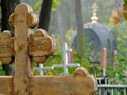 Сын полицейского разорил 79 могил под Брянском