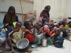 Сомали страдает от гражданской войны и засухи
