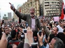 Египет новый - протесты прежние