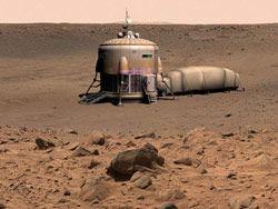 Томас Райтер: люди осуществят посадку на Марс через 20-30 лет