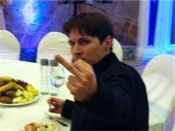 Павел Дуров ответил инвесторам  ВКонтакте