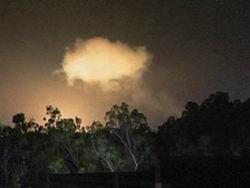 Авиация НАТО: налёт на Триполи