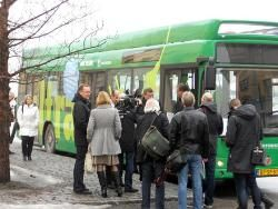 Электроавтобус Arctic Whisperer - будущее транспорта