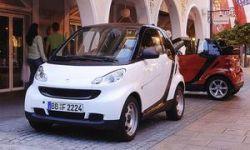 Fiat готовит нового конкурента Smart ForTwo