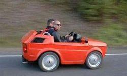 "BMW выпустит \""мини-MINI\"""
