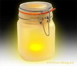 Sun Jar - банка для хранения солнечного света