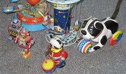 Игрушки из Китая вредны для детей