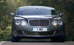 Самый мощный Bentley в истории