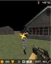 Micro Counter Strike Demo 1.1 для мобильного телефона