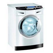 Новая стиральная машина обходится без порошка