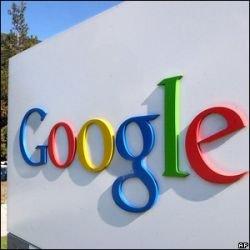Google разместил карты в мобильных телефонах