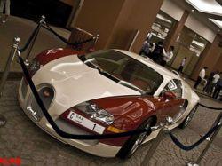 Самый эксклюзивный Bugatti Veyron (фото)