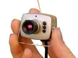 В Японии создали самую маленькую в мире видеокамеру