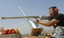 Израильтяне обстреляли сектор Газы … яйцами