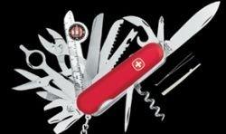 """Швейцарский нож теряет \""""национальную принадлежность\"""""""
