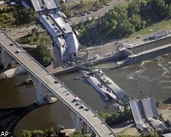 Обрушившийся в США мост признали аварийным еще год назад