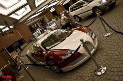 Эксклюзивный Bugatti Veyron для таинственного россиянина (фото)