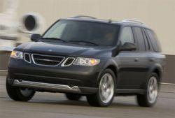 Saab показал самую мощную версию внедорожника 9-7X