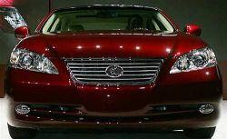 Радарные системы безопасности остановят Lexus самостоятельно