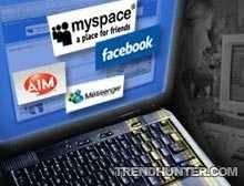 Facebook и MySpace могут быть полезны для бизнеса