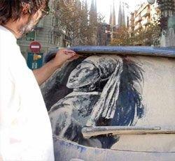 Испанские водители заплатят за загрязнение воздуха