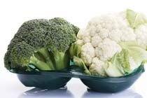 Цветная капуста и брокколи защищают от рака простаты