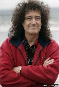 Гитарист Queen написал кандидатскую по астрономии