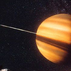 "Кольца Сатурна \""рассекретили\"""