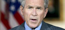 Буш заставил себя раскрыть гостайну