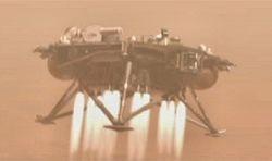 Фантастов земли отправляют на Марс