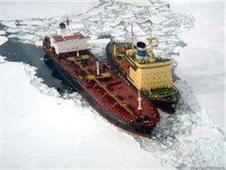 Преодолеть Северный морской путь можно вдвое быстрее