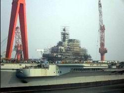 Китай оценил свою потребность в авианосцах: 3 штуки