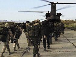 Спецназовцы, ликвидировавшие бин Ладена, погибли в Афганистане