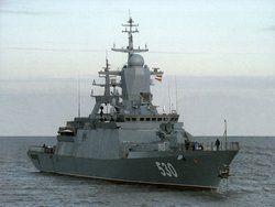 Военно-морской флот РФ пополнится кораблями-невидимками