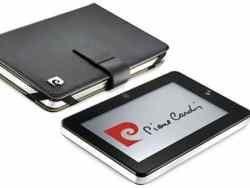 Пьер Карден представил планшет своего бренда