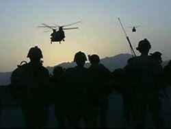 В Афганистане убиты талибы сбившие вертолет с спецназом