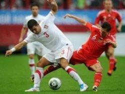Сборная России по футболу победила Сербию