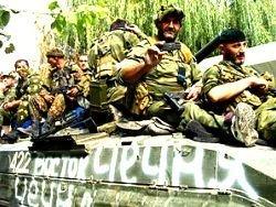 """Чеченский батальон """"Восток"""" в Грузии"""