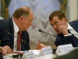 Геннадий Зюганов: мы сохранили красный ген