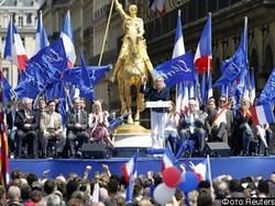 Опрос в интернете: Мари Ле Пен побеждает с большим отрывом