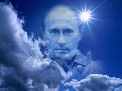 Путину предложили стать отцом новой религии